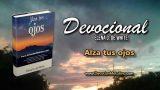 27 de noviembre | Devocional: Alza tus ojos | Busca al Señor