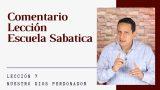 Lección 7 | Nuestro Dios perdonador | Escuela Sabática Pr. Ruben Bullón