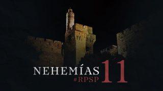 10 de diciembre | Resumen: Reavivados por su Palabra | Nehemías 11 | Pr. Adolfo Suarez