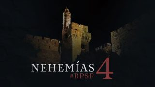3 de diciembre | Resumen: Reavivados por su Palabra | Nehemías 4 | Pr. Adolfo Suarez