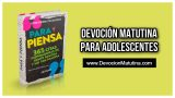 Domingo 16 de febrero 2020 | Devoción Matutina para Adolescentes | George Washington
