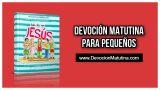 Sábado 26 de septiembre 2020 | Devoción Matutina para Niños Pequeños 2020 | El primer día de la Creación