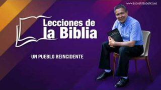 Lunes 9 de diciembre del 2019   Los levitas en los campos   Escuela Sabática Pr. Daniel Herrera