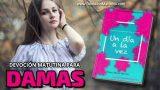 14 de enero 2020 | Devoción Matutina para Damas 2020 | Las instrucciones del Edén