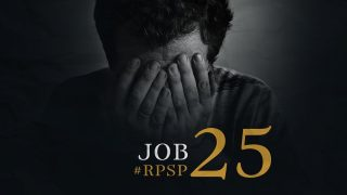 16 de enero | Resumen: Reavivados por su Palabra | Job 25 | Pr. Adolfo Suarez