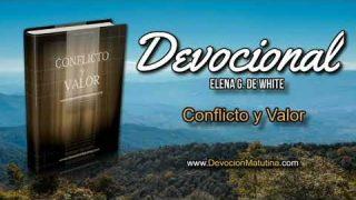 22 de enero | Devocional: Conflicto y Valor | Y camino con Dios