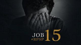6 de enero | Resumen: Reavivados por su Palabra | Job 15 | Pr. Adolfo Suarez
