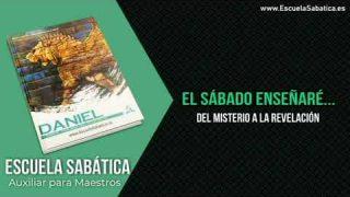 Auxiliar | Lección 3 | Del misterio a la revelación | Escuela Sabática Semanal
