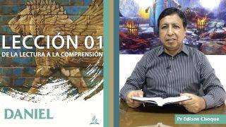 Bosquejo | Lección 1 | De la lectura a la comprensión | Escuela Sabática Pr. Edison Choque