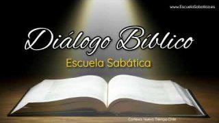 Diálogo Bíblico   Miércoles 22 de enero del 2020   El cuarto hombre   Escuela Sabática