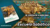 Lección 2 | Miércoles 8 de enero del 2020 | Intachables y sabios | Escuela Sabática