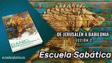 Lección 2 | Viernes 10 de enero del 2020 | Para estudiar y meditar | Escuela Sabática