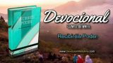 27 de febrero | Devocional: Recibiréis Poder | Santificados, mas no sin pecado