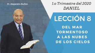 Comentario | Lección 8 | Del mar tormentoso a las nubes de los cielos | Escuela Sabática Pr. Alejandro Bullón