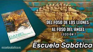 Lección 7   Miércoles 12 de febrero del 2020   En el foso de los leones   Escuela Sabática Adultos
