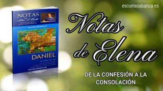 Notas de Elena | Sábado 29 de febrero del 2020 | De la confesión a la consolación | Escuela Sabática