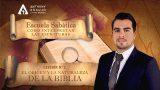 Lección 2 | El origen y la naturaleza de la Biblia Pr. Anthony Araujo