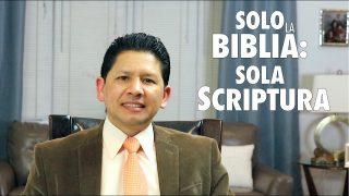 Lección 5 | Solo la Biblia: Sola Scriptura | Escuela Sabática Aquí entre nos