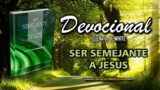 25 de septiembre | Devocional: Ser Semejante a Jesús | La ganancia de almas crea necesidad por el espíritu sermons and talks