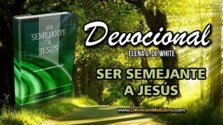 30 de octubre | Devocional: Ser Semejante a Jesús | El aire puro y fresco fomenta la salud de la mente y el cuerpo