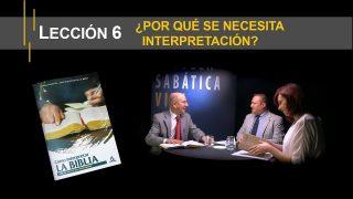 Lección 6 | ¿Por qué se necesita interpretación? | Escuela Sabática Viva