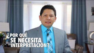 Lección 6 | ¿Por qué se necesita interpretación? | Escuela Sabática Aquí entre nos
