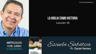 Escuela Sabática | Miércoles 3 de junio del 2020 | Pr. Daniel Herrera
