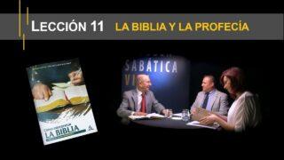 Lección 11 | La Biblia y la profecía | Escuela Sabática Viva