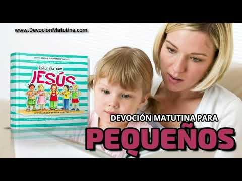 16 de julio 2020   Devoción Matutina para Niños Pequeños 2020   La tentación de los postres