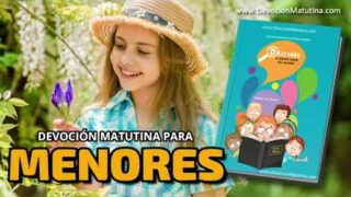 27 de agosto 2020 | Devoción Matutina para Menores 2020 | Ejemplares de la Biblia en los hoteles