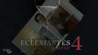 5 de agosto   Resumen: Reavivados por su Palabra   Eclesiastés 4   Pr. Adolfo Suárez