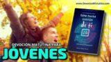 28 de septiembre 2020 | Devoción Matutina para Jóvenes 2020 | Jesús como maestro