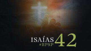 2 de octubre | Resumen: Reavivados por su Palabra | Isaías 42 | Pr. Adolfo Suárez