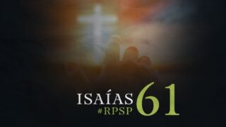 21 de octubre   Resumen: Reavivados por su Palabra   Isaías 61   Pr. Adolfo Suárez