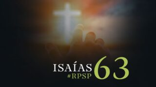 23 de octubre   Resumen: Reavivados por su Palabra   Isaías 63   Pr. Adolfo Suárez