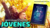 21 de noviembre 2020 | Devoción Matutina para Jóvenes 2020 | Bajo la autoridad de un impío