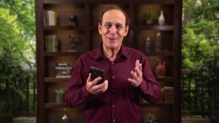 1 de diciembre | Dios no abandona a sus hijos | Una mejor manera de vivir | Pr. Robert Costa