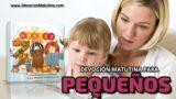 1 de mayo 2021 | Devoción Matutina para Niños Pequeños 2021 | Aprendiendo de las nutrias
