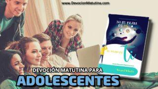25 de abril 2021 | Devoción Matutina para Adolescentes 2021 | La reacción alérgica