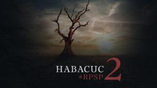 4 de abril | Resumen: Reavivados por su Palabra | Habacuc 2 | Pr. Adolfo Suárez