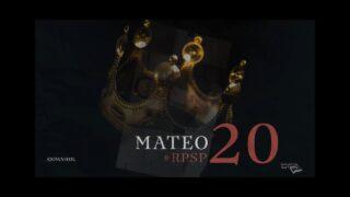 18 de mayo | Resumen: Reavivados por su Palabra | Mateo 20 | Pr. Adolfo Suárez