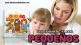3 de mayo 2021 | Devoción Matutina para Niños Pequeños 2021 | Un rico baño de sol