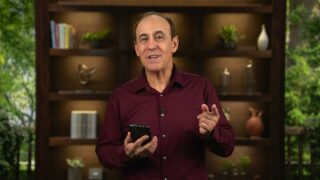 26 de mayo | Dicha interior | Una mejor manera de vivir | Pr. Robert Costa