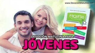 20 de junio 2021 | Devoción Matutina para Jóvenes 2021 | Las uvas del perdón