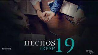 14 de agosto | Resumen: Reavivados por su Palabra | Hechos 19 | Pr. Adolfo Suárez