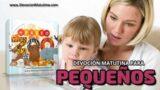 4 de agosto 2021 | Devoción Matutina para Niños Pequeños 2021 | Limpiando el corazón